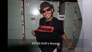 PETER MAN  ヤツの物語 dub  Boxman
