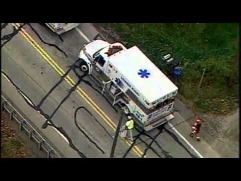 1 Flown To Hospital After Accident In Allegheny Township