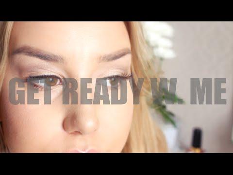 Get ready with me/Sommarsminkning  -Swedish midsummer