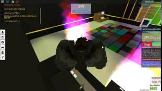 If I was a DJ at Roblox.