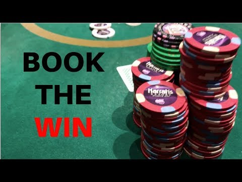 Atlantic City Cash Games From Sunset To Sunrise - Can I Book The Win? - Poker Vlog #42