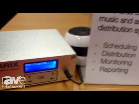 InfoComm 2016: Barix Explains SoundScape Music and Audio Adverts Distribution System