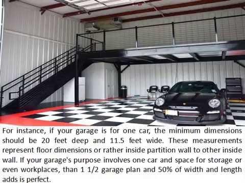 Get Amazing Car Garage Plans