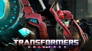 Клип Transformers: Universe Под песню Linkin Park In The End Cinematic Cover [GMV]