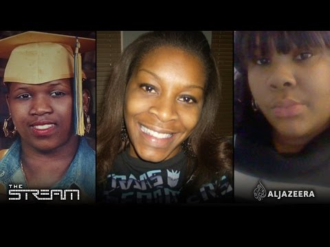 The Stream - In fight against police brutality, activists urge public to #SayHerName