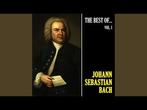 Orchestral Suite No. 1 In C Major, BWV 1066: No. 2, Courante (Remastered)