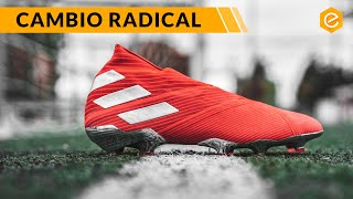 adidas Nemeziz 19 · ESPECTACULAR CAMBIO de GENERACIÓN