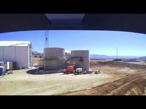FRP Leach Tanks Field Fabricated Fiberglass Tanks HD