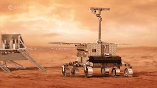 Searching for Signs of Life on Mars