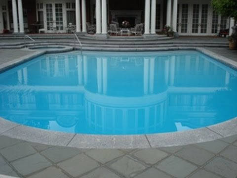 what is a pool what size is an average swimming pool 208