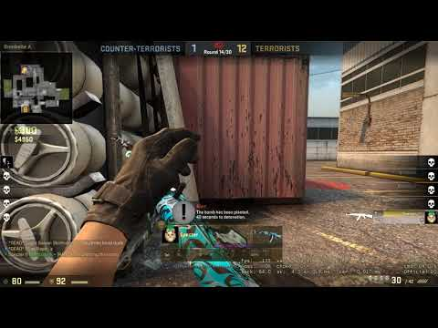 Specter Does A 1V5 Ace Clutch New CSGO Vid  !!!!!