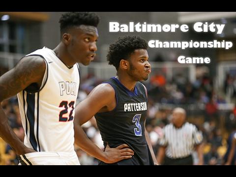 Baltimore City Championship Comes Down To Last Shot