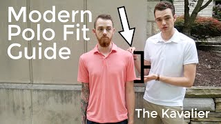 How a Polo Should Fit - How to Buy a Great Polo