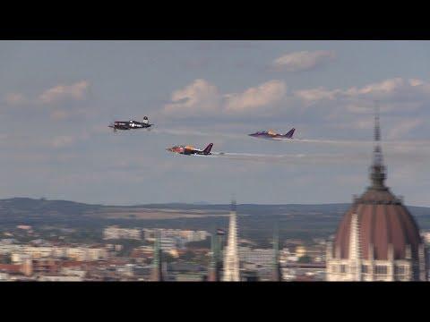 Red Bull Air Race - 2017  BUDAPEST
