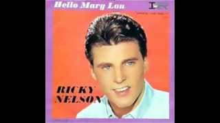 Hello Mary Lou (female voice cover) as Tribute To Ricky Nelson