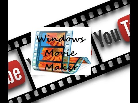 Как написать текст на видеозаписи в Windows Movie Maker