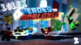 #2 Héros de Robloxia Roblox
