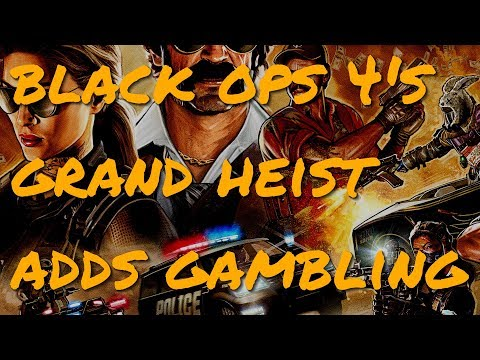 Black Ops 4's Grand Heist Update Sneaks Loot Boxes Back Into Call Of Duty thumbnail