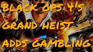 Black Ops 4's Grand Heist Update Sneaks Loot Boxes Back Into Call Of Duty