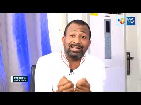 BOSOLO YA MAKAMBU Avec KISOMBE (BSC Tv ) 2020