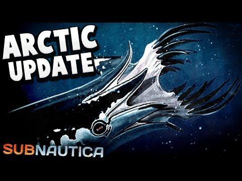 Subnautica Below Zero - A HORRIFYING NEW CREATURE, Release Date & More! - Subnautica Updates