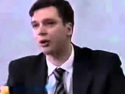 Aleksandar Vučić about USA