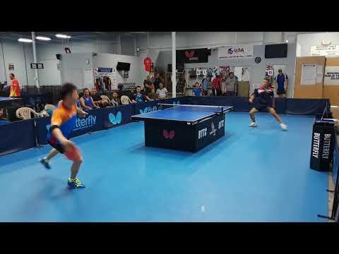 Broward Table Tennis Club Florida 2018