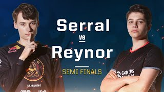Serral vs Reynor ZvZ - Semifinals - 2019 WCS Global Finals - StarCraft II