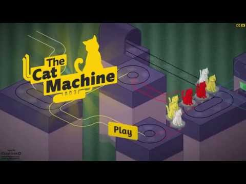 The Cat Machine - First 8 Minutes  