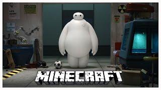 Big Hero 6 Baymax Mod! - Minecraft Mod Showcase