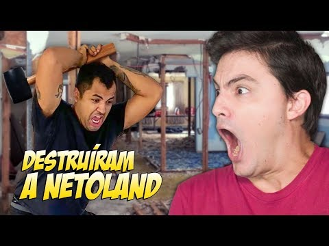 DESTRUÍRAM A NETOLAND