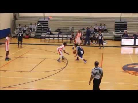 Ta'Veon Sevaaetasi' S #3| Basketball Highlights 2014-15