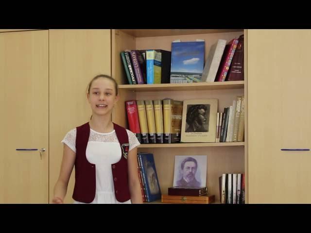 Изображение предпросмотра прочтения – ЗлатаГородова читает произведение «И.И. Пущину» А.С.Пушкина