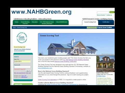 The National Green Building Standard
