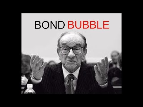 Traders are freaking out over Alan Greenspan