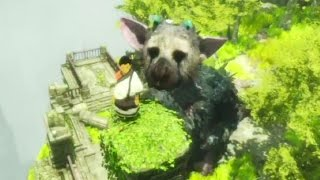 The Last Guardian New Gameplay Trailer (PS4 2016)