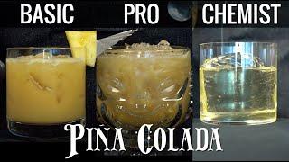 Piña Colada - 3 Ways