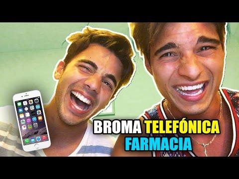 BROMA TELEFÓNICA EXTREMA