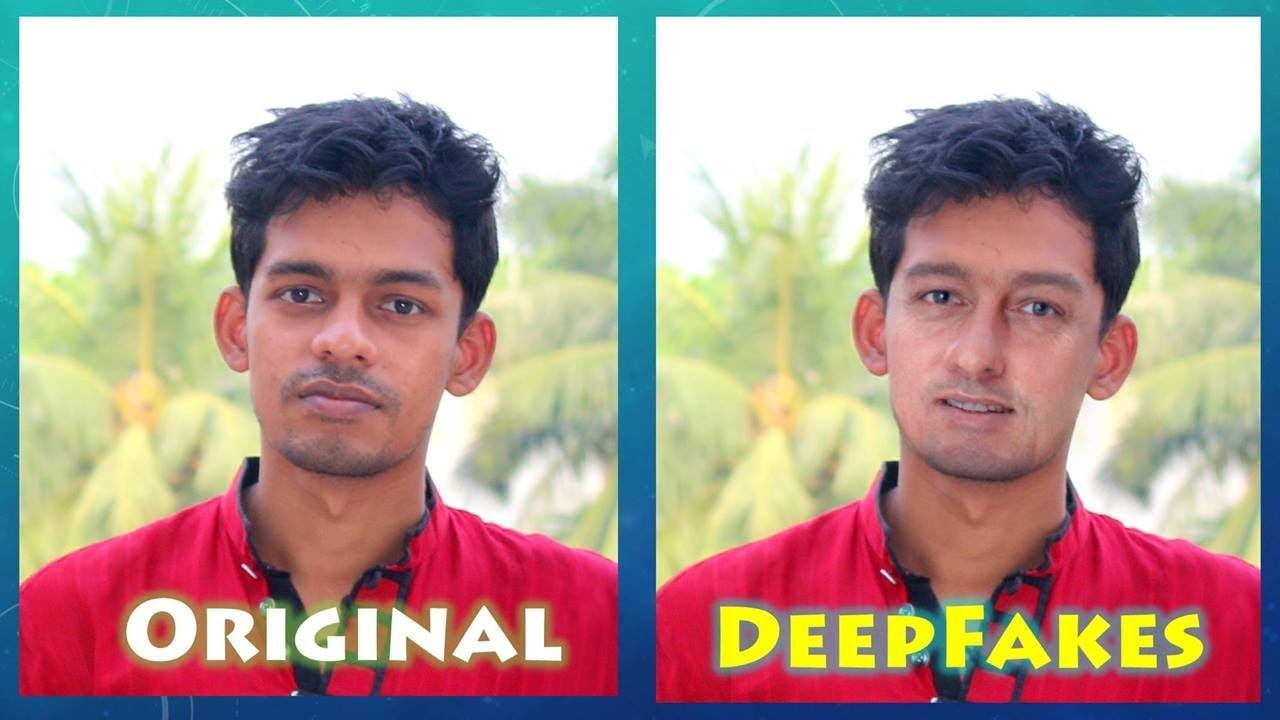DeepFakes Testing with OpenCV Python and Dlib