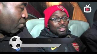 Arsenal v Aston Villa - Fan Talk 2 - Arsenalfantv.com - Fan Reaction