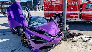 SHOCKING MCLAREN CRASH SHAKES UP SUPERCAR COMMUNITY