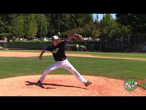 Jack Rhea — PEC - RHP - Eastside Catholic HS(WA) -July 19, 2017