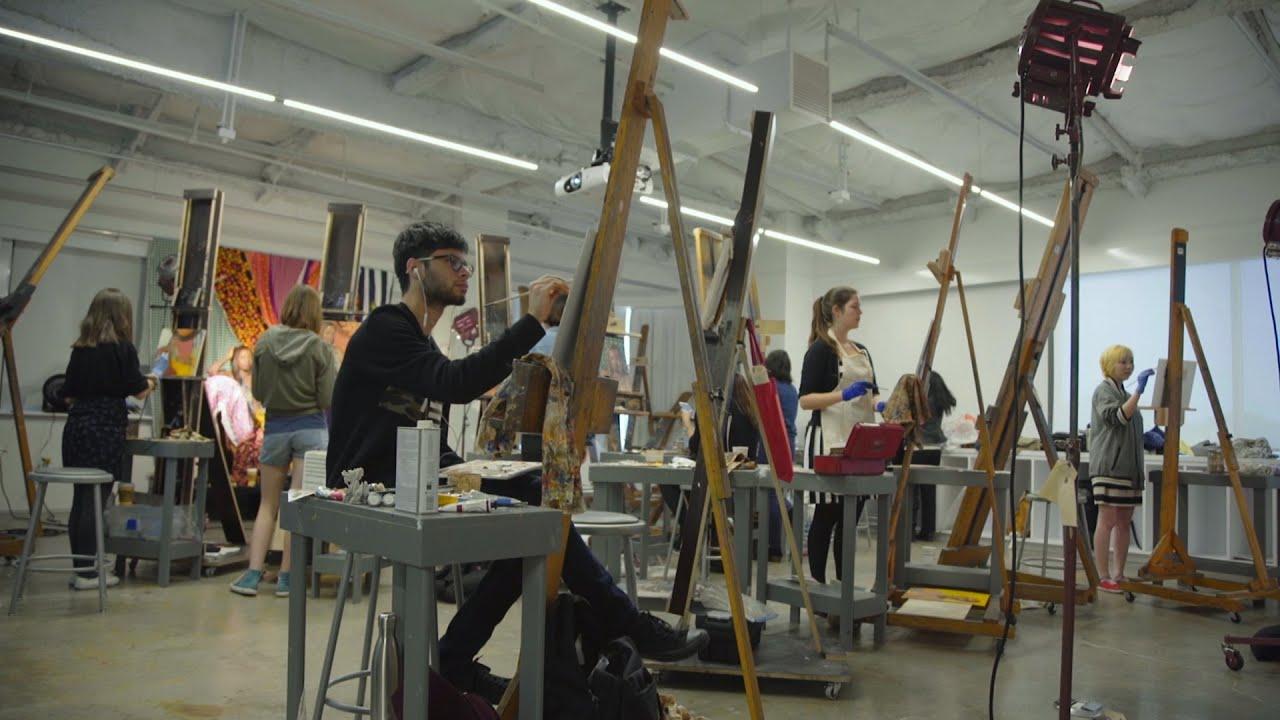Art Center Pasadena Drawing Workshop