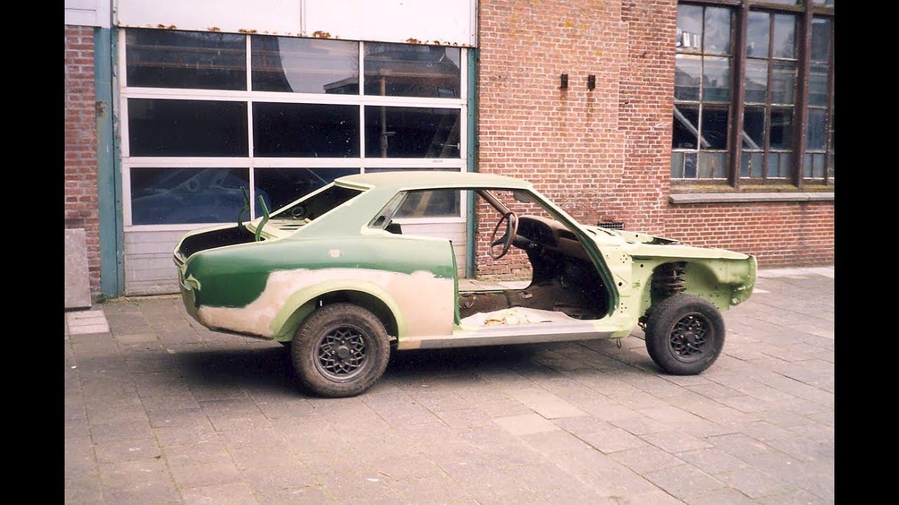 Toyota Celica Restoration