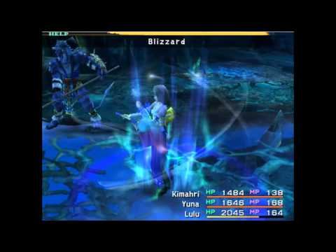 Let's Play Final Fantasy X 032: The Cats in the Cradle and the Silver Spoon
