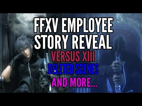 Final Fantasy XV leak: Luna's dark story, final boss form and lost locations (FFXV ending spoilers)