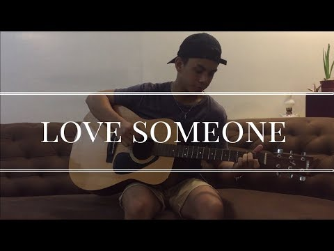 """Love Someone""- Lukas Graham (Fingerstyle Guitar)"