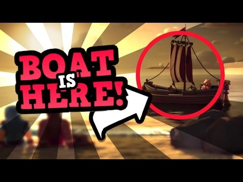Clash Of Clans May Update :: THE BOAT IS HERE :: What's NOT Coming?
