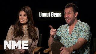 Adam Sandler & Idina Menzel | 'Uncut Gems' cast on The Weeknd, Oscars glory and John Travolta