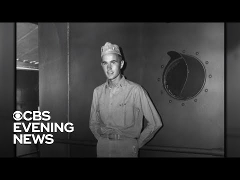How George H.W. Bush survived being shot down during World War II